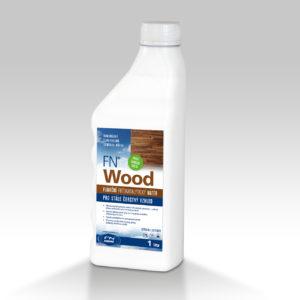 fotokatalytický transparentní ochranný nátěr na dřevo